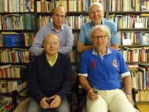 Das Literarische Quartett zu Tübingen
